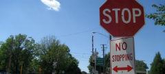 ? Stop - No Stopping ?